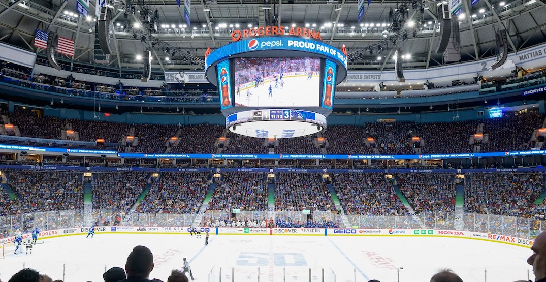 Canucks offer incentives for fans to renew season tickets