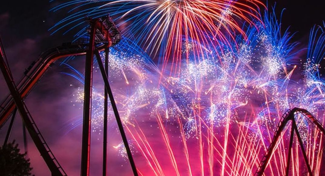 Canada's Wonderland's Victoria Day fireworks will be a little different this weekend