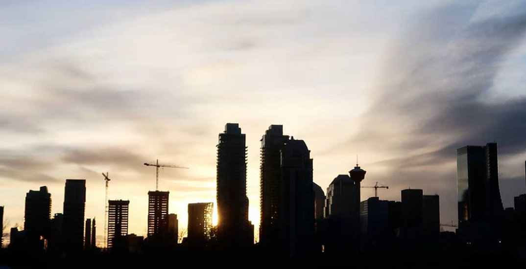 Calgary to see some serious sunshine this weekend