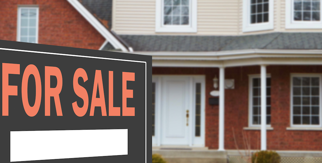 Home sales plummeted by over 50% across Canada last month
