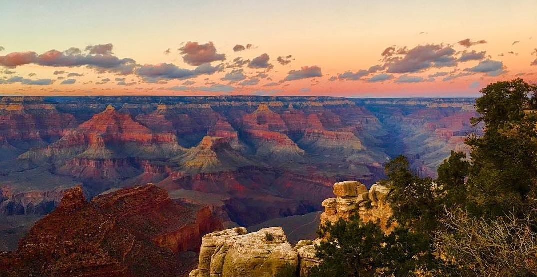 Grand Canyon National Park starts partial reopening today