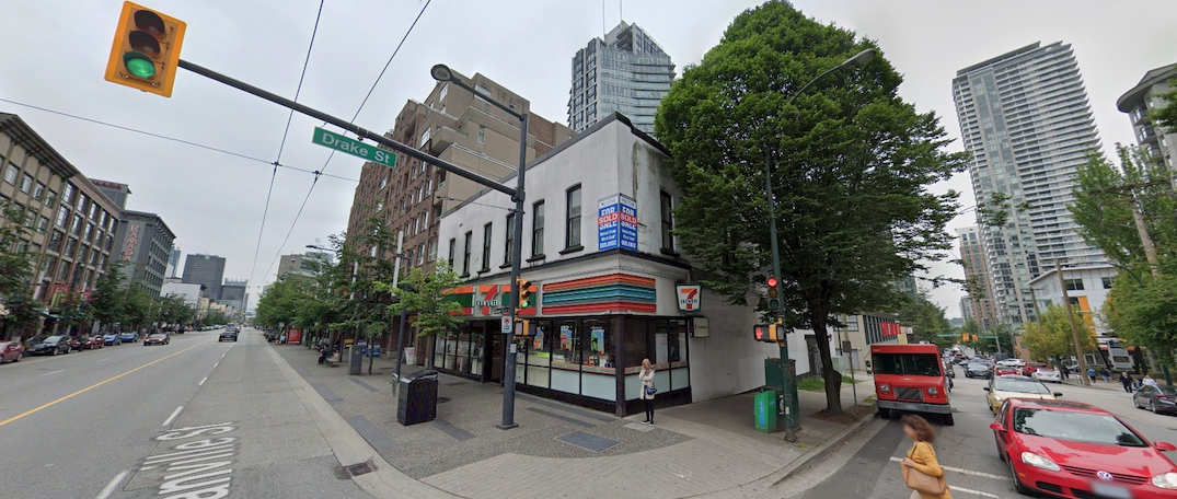 1294 Granville Street Vancouver