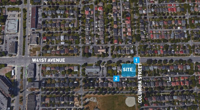 208-232 West 41st Avenue Vancouver
