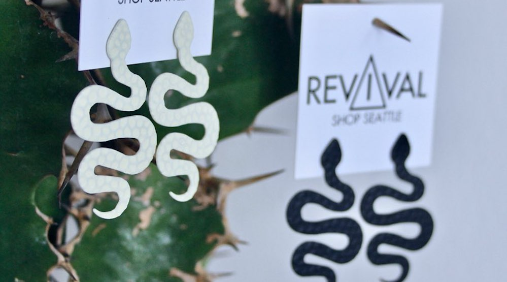 Small business spotlight: enjoy funky wares from local designers at Revival Shop Seattle