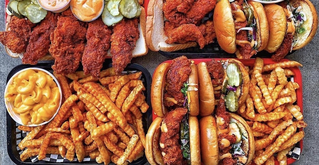"American joint ""Dave's Hot Chicken"" to open in Canada"