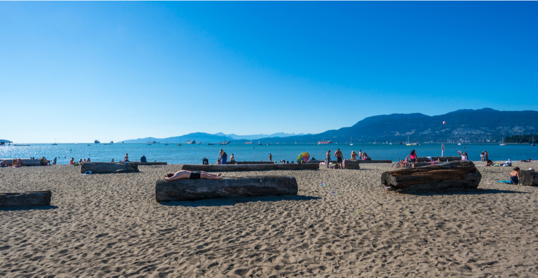 Majority of Vancouver park and beach parking lots to reopen starting today