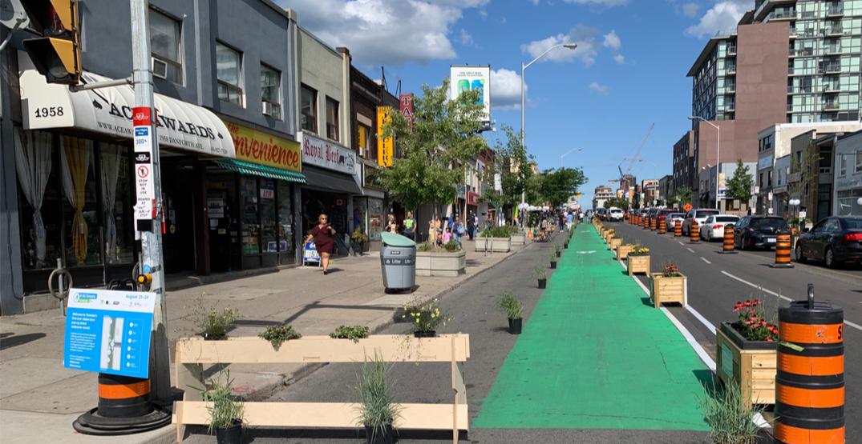 Danforth bike lane could benefit businesses: BIA manager