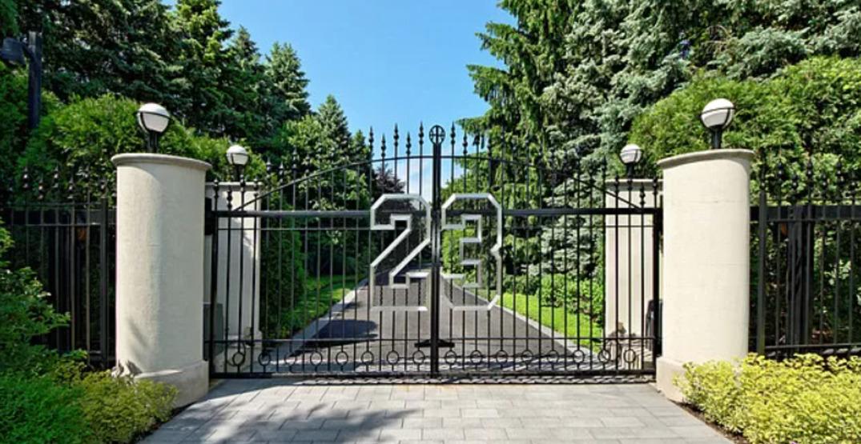 Take a virtual tour of Michael Jordan's Chicago mansion (PHOTOS)