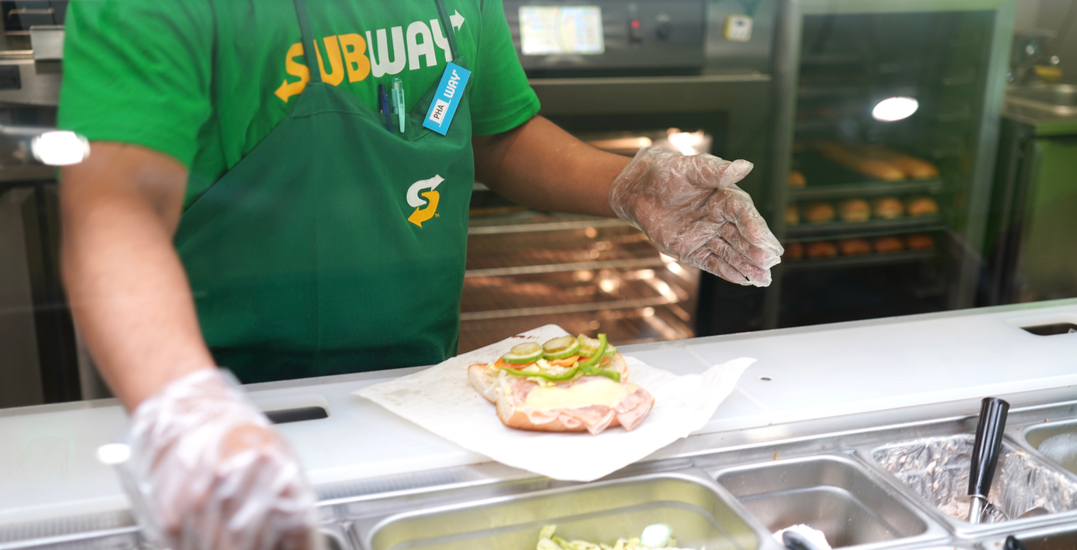 "Subway Canada to reopen as ""many restaurants as possible"" this month"