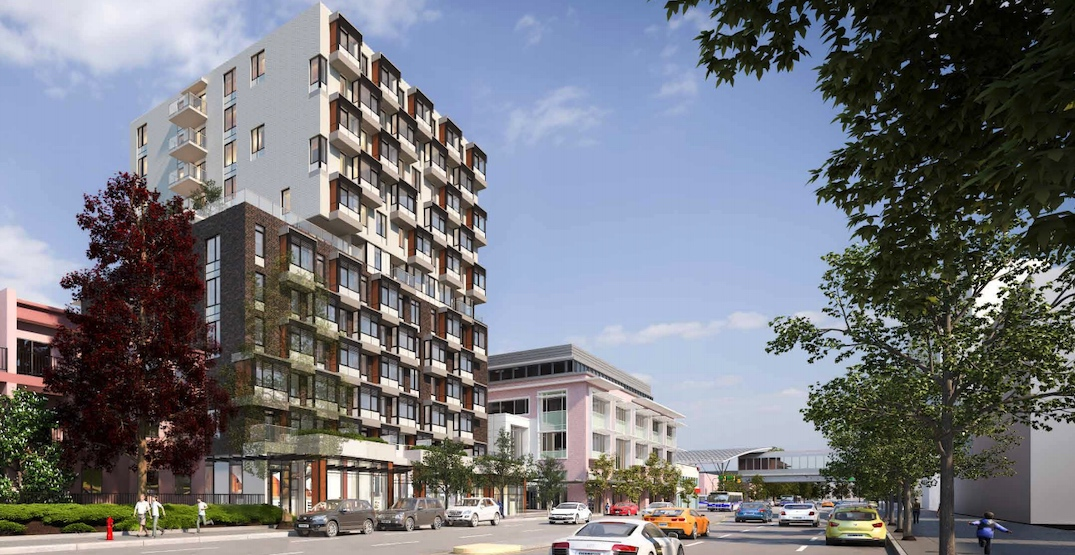 Revised building plans near Commercial-Broadway Station call for 100% rental homes