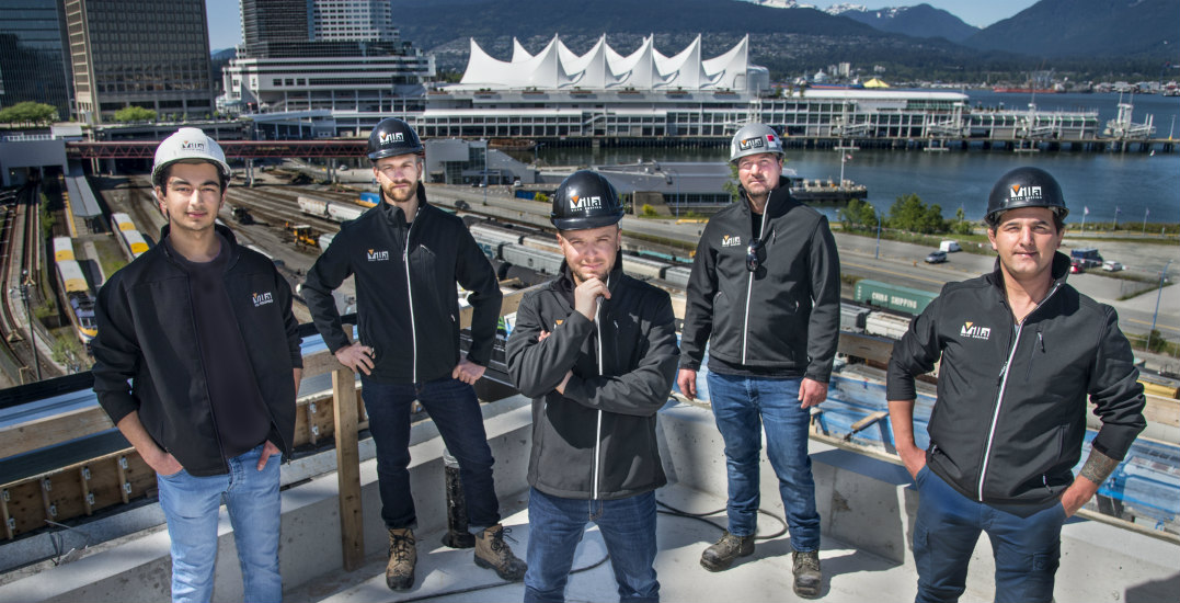 Vancouver-based construction company is currently hiring