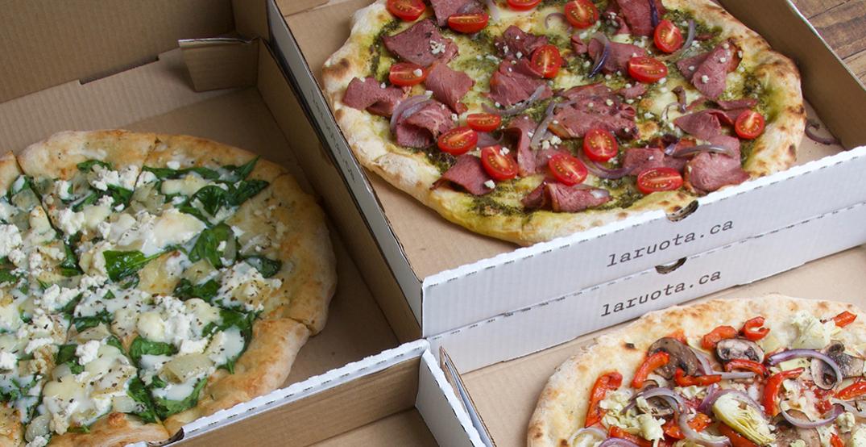 Adopt My Shop: La Ruota Pizza