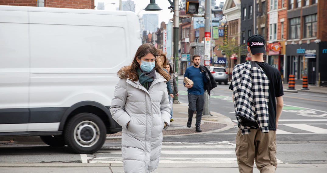 Ontario residents the most likely to wear masks compared to all Canadians: Stats Can