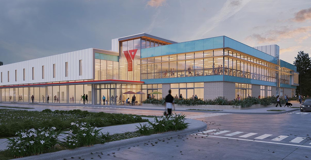 Plans to build a YMCA recreational facility in Surrey City Centre cancelled