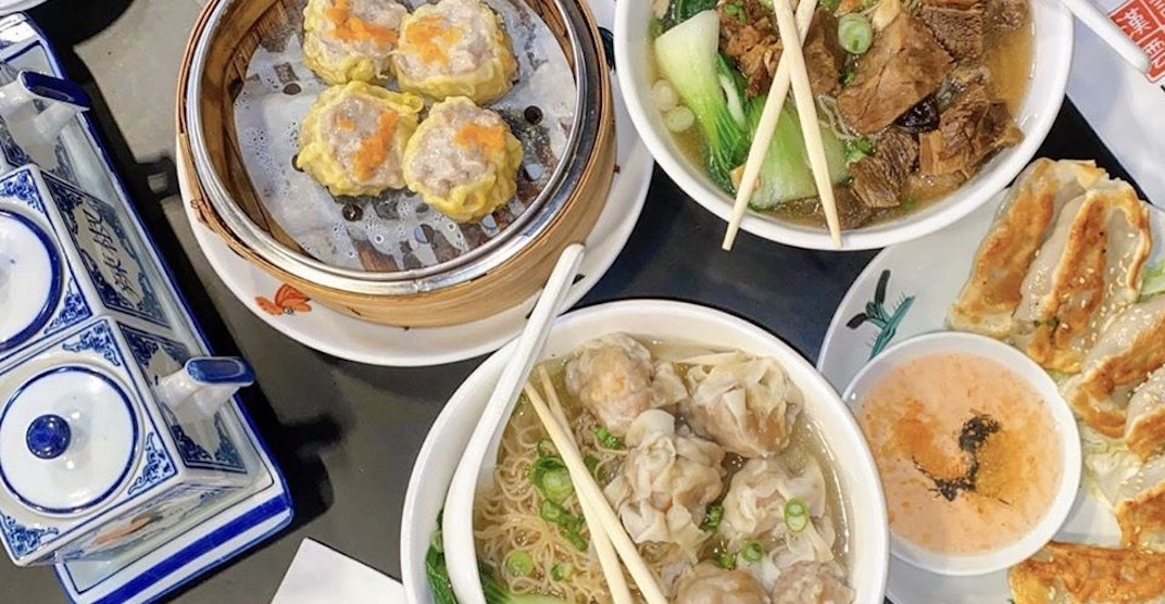 Hon's Wonton House has opened a new location in Vancouver