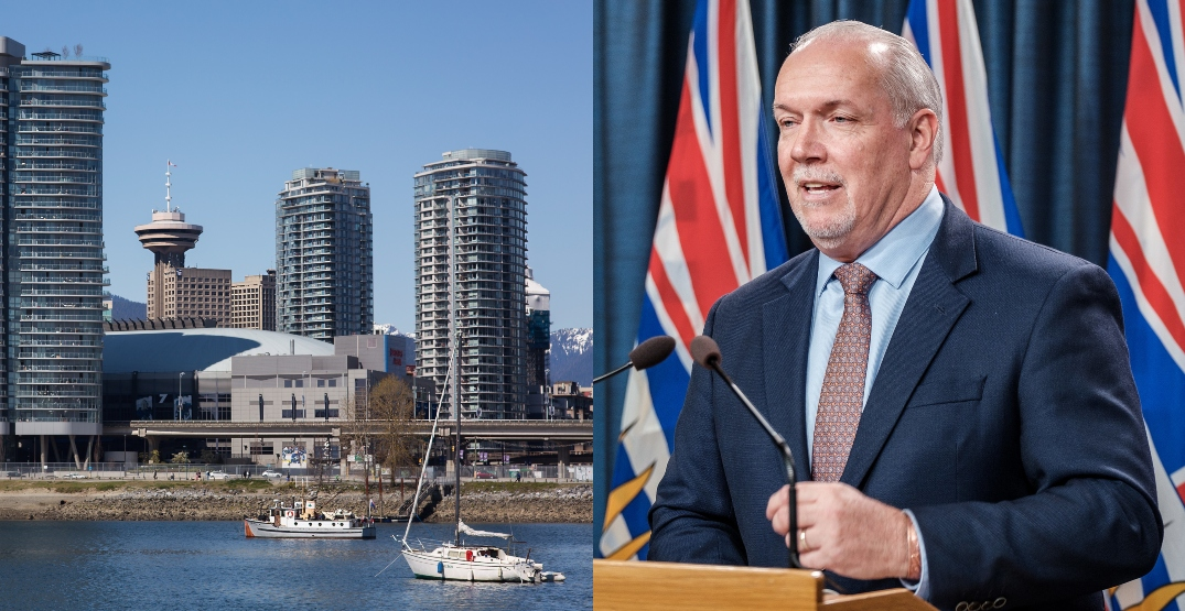 BC Premier Horgan says NHL players would prefer playing in Vancouver