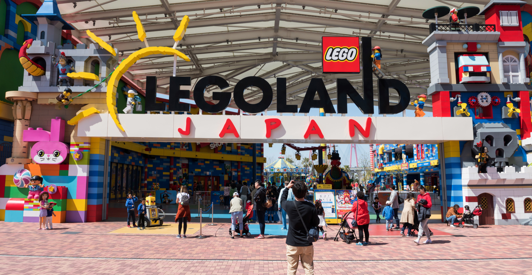 LEGOLAND Japan Resort will begin gradually reopening this week