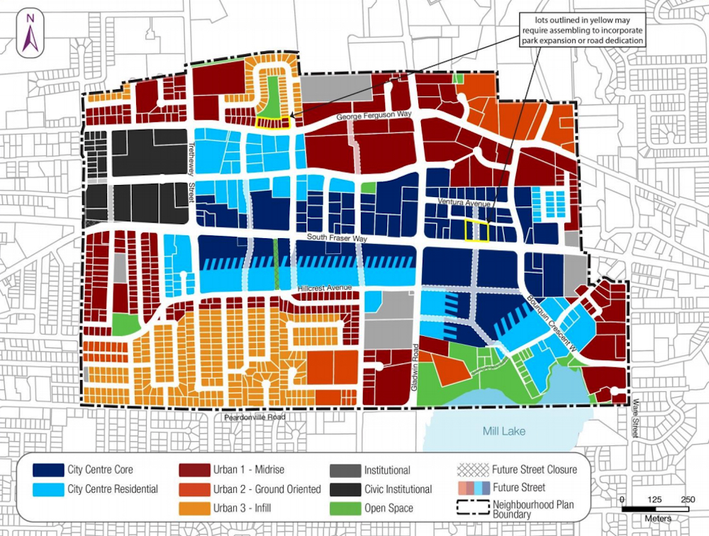 abbotsford city centre official community plan