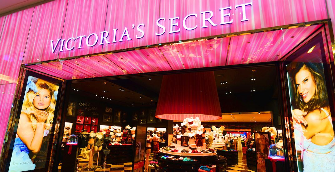 Victoria's Secret to permanently close 250 stores across North America