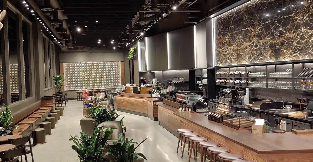 Downtown Vancouver's Starbucks Reserve Bar is reopening next week