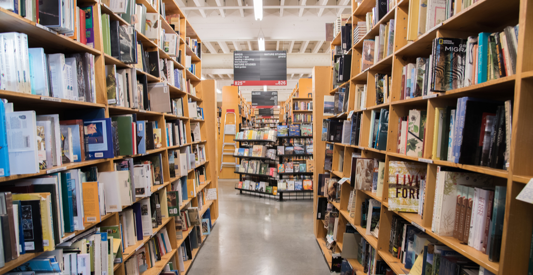 Powell's City of Books reopens for pick-up service at flagship store
