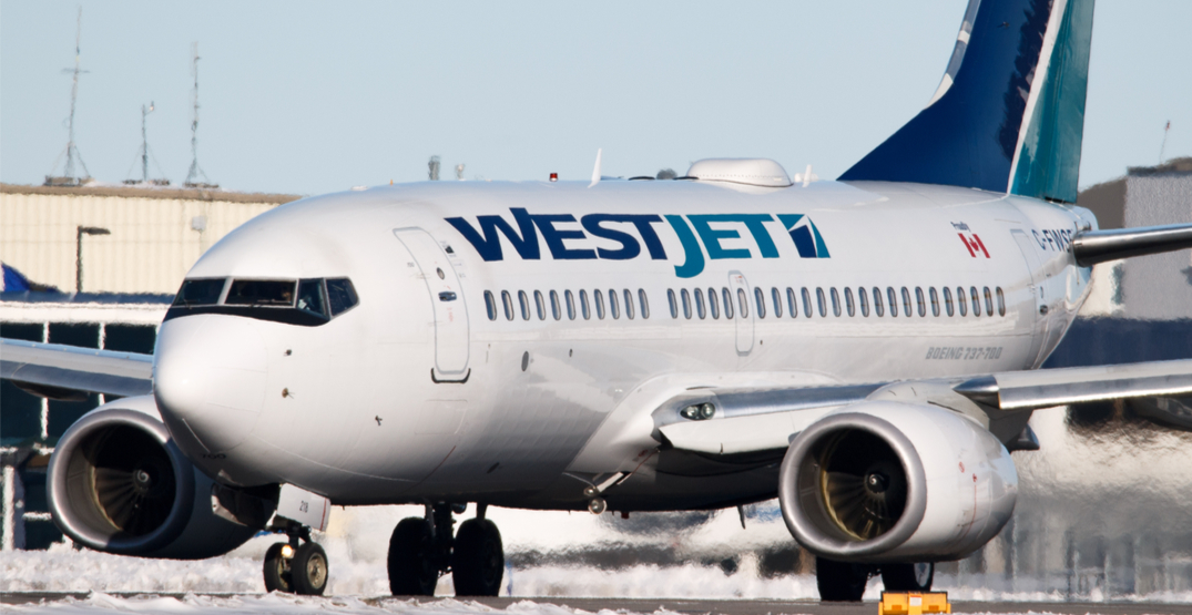 WestJet extends temperature screening across entire domestic network
