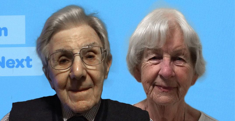 Best friends of 70 years share $2 million lottery win