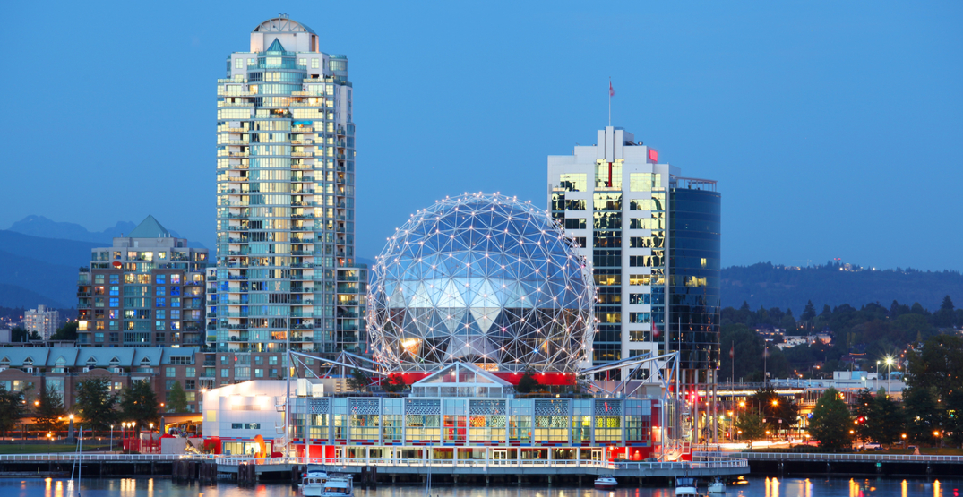 Science World is officially reopening on August 1