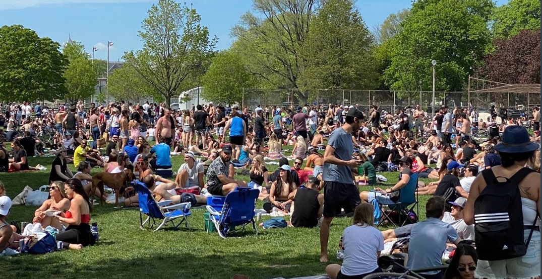 23 tickets issued at Trinity Bellwoods Park over the weekend: police