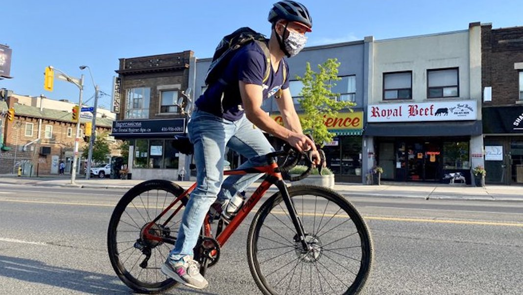 Toronto looking to add 40 km to its cycling network across the city (MAP)