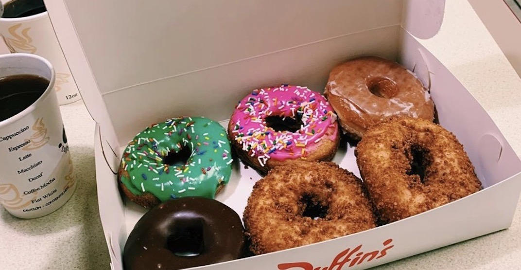 Vancouver's Duffin's Donuts is officially reopening on June 2
