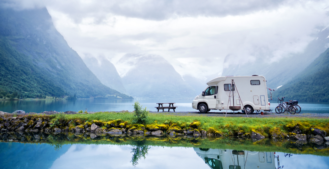 How your next RV trip could benefit healthcare heroes