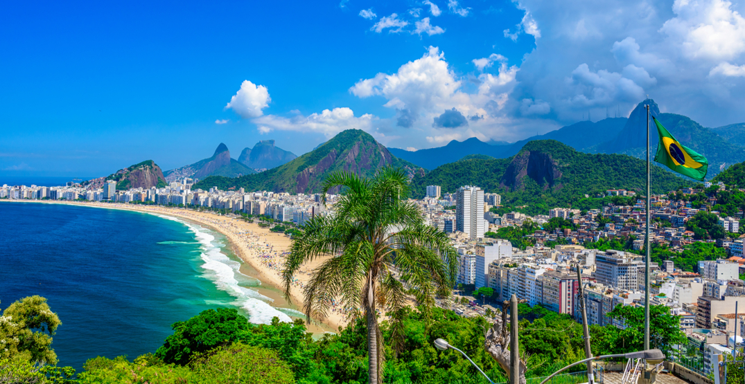 US imposes travel restrictions on foreign nationals from Brazil