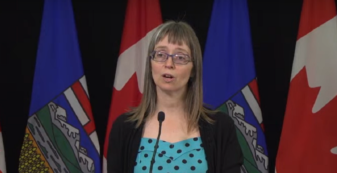 Alberta reports 1,495 new COVID-19 cases as hospitalizations surpass 600