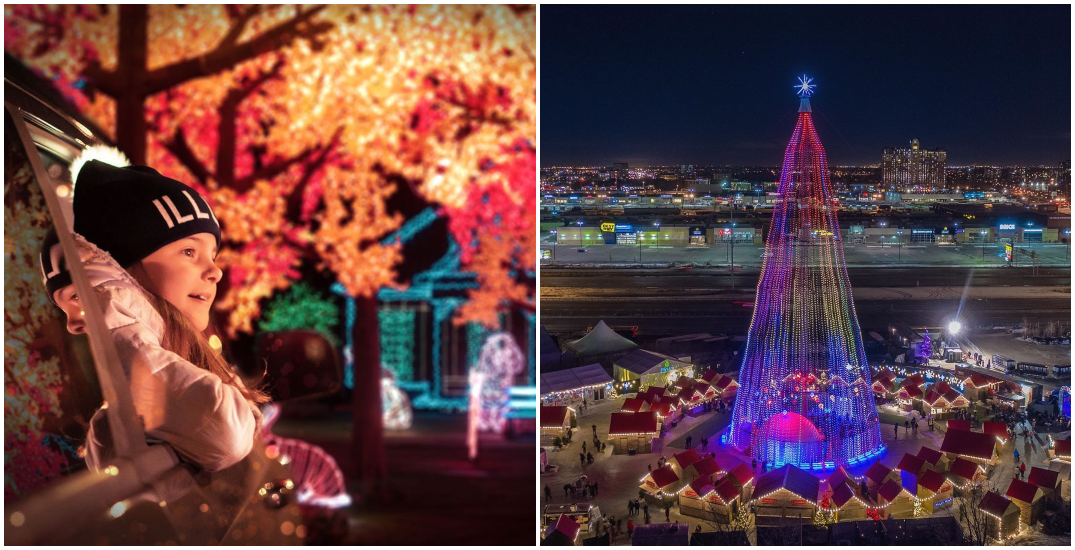 Laval's mesmerizing light show will be a drive-thru this fall