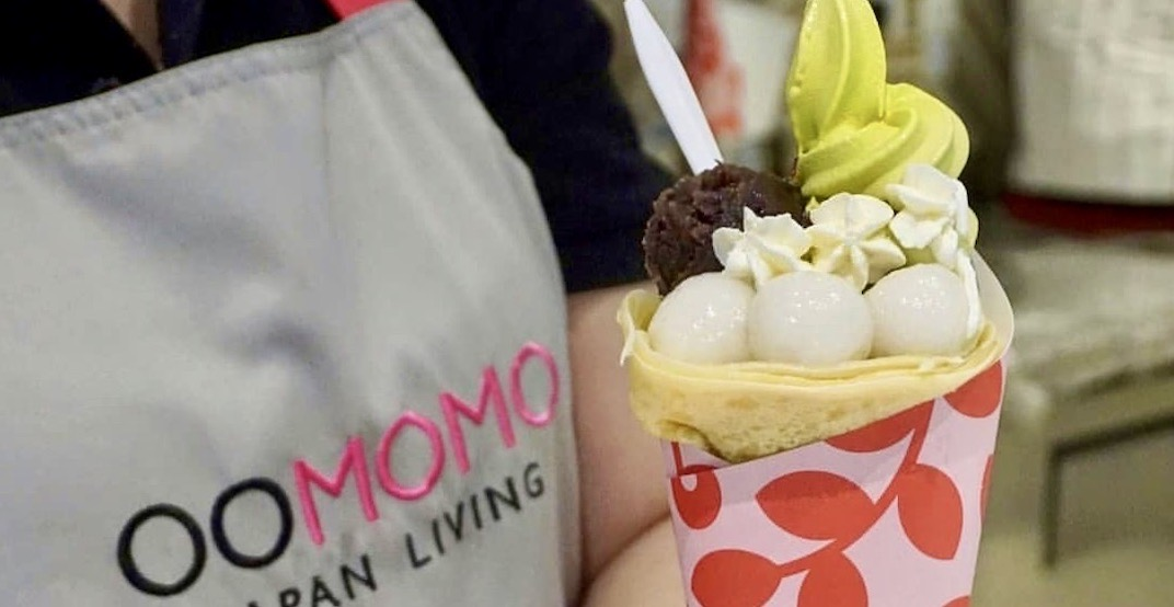 The Oomomo Cafe is now open in Richmond's Aberdeen Centre