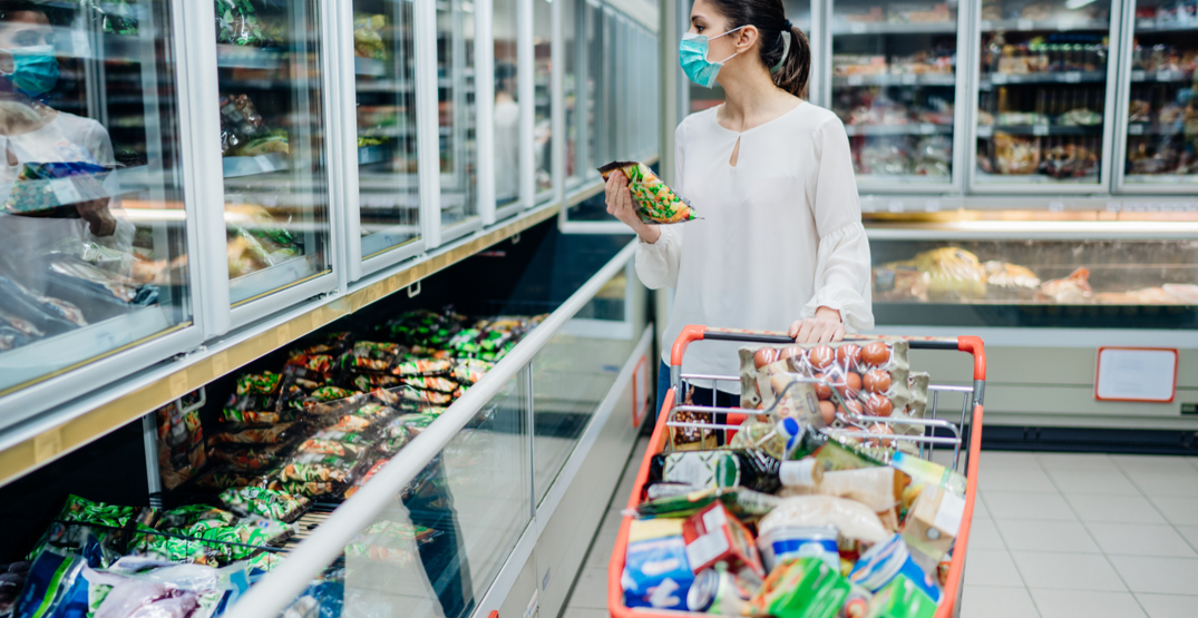 GrocerCheck allows you to monitor grocery store lineups