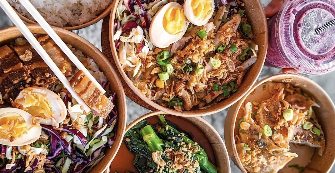 """Spot for dumplings and rice bowls """"Holy Chow"""" opens in Vancouver"""