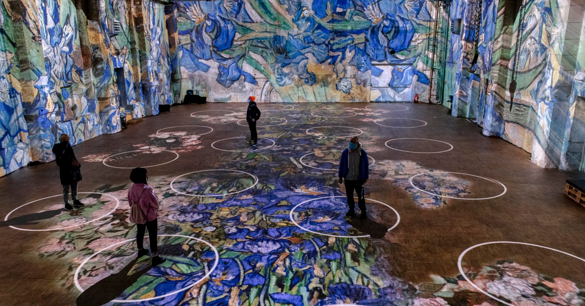 Toronto's Immersive van Gogh experience to include social distancing circles