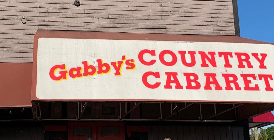 Gabby's Country Cabaret permanently shutters due to coronavirus