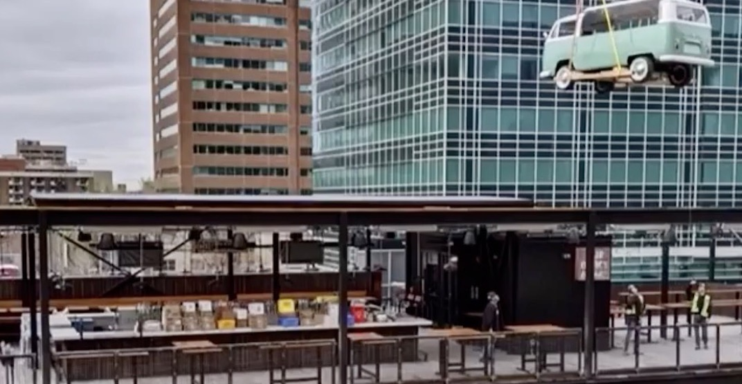Craft Beer Market's huge new rooftop patio opens in downtown Calgary May 27