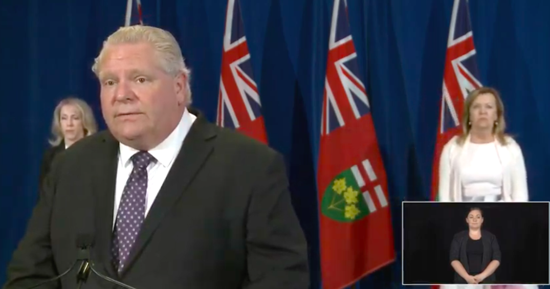 """Ontario to take over additional long-term care homes, promising """"rigorous inspections"""""""
