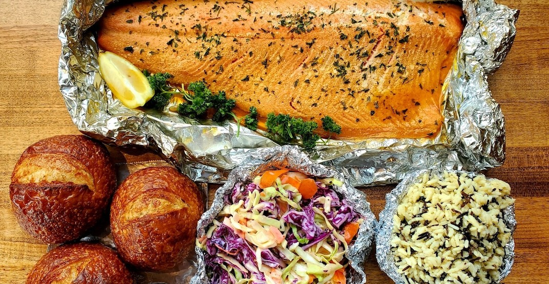 What to eat in and around Seattle today: The Salmon Cooker