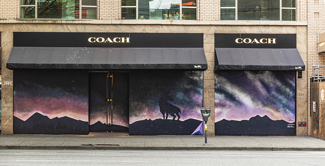 59 stunning murals painted on boarded-up Vancouver storefronts (PHOTOS)