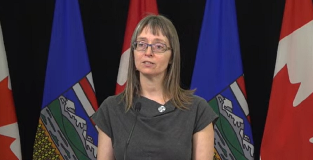 Alberta sees lowest number of active coronavirus cases since March