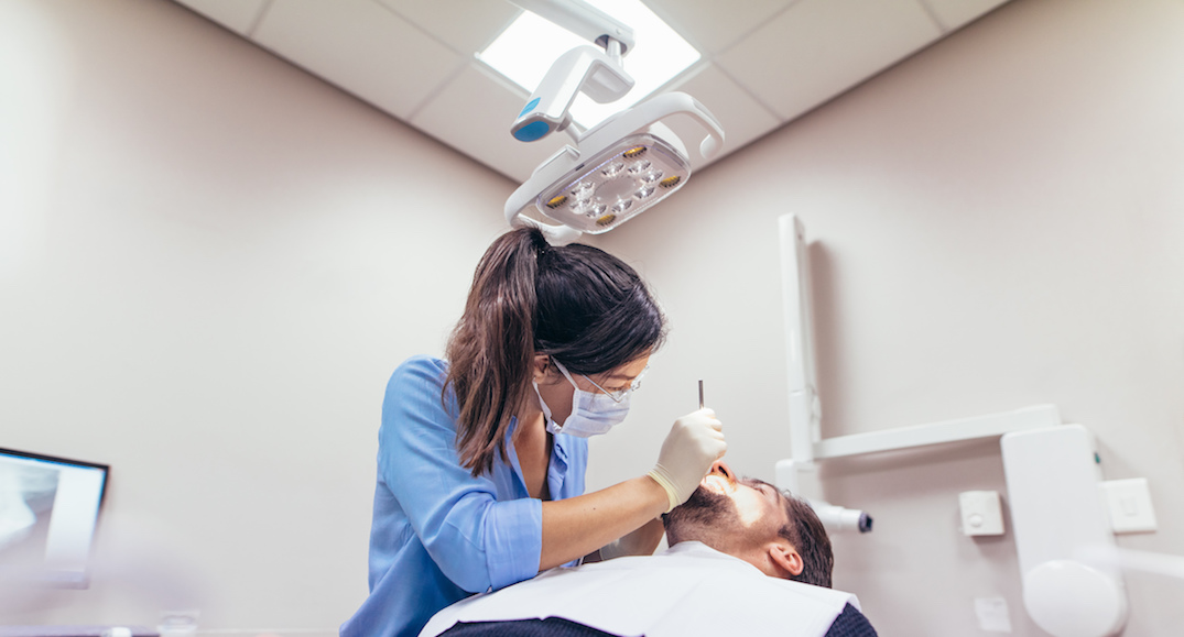Ontario allows dentists, massage therapists, and other health providers to reopen
