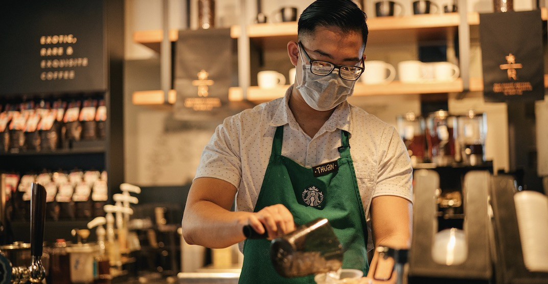 Starbucks to open grab-and-go service at stores across Canada
