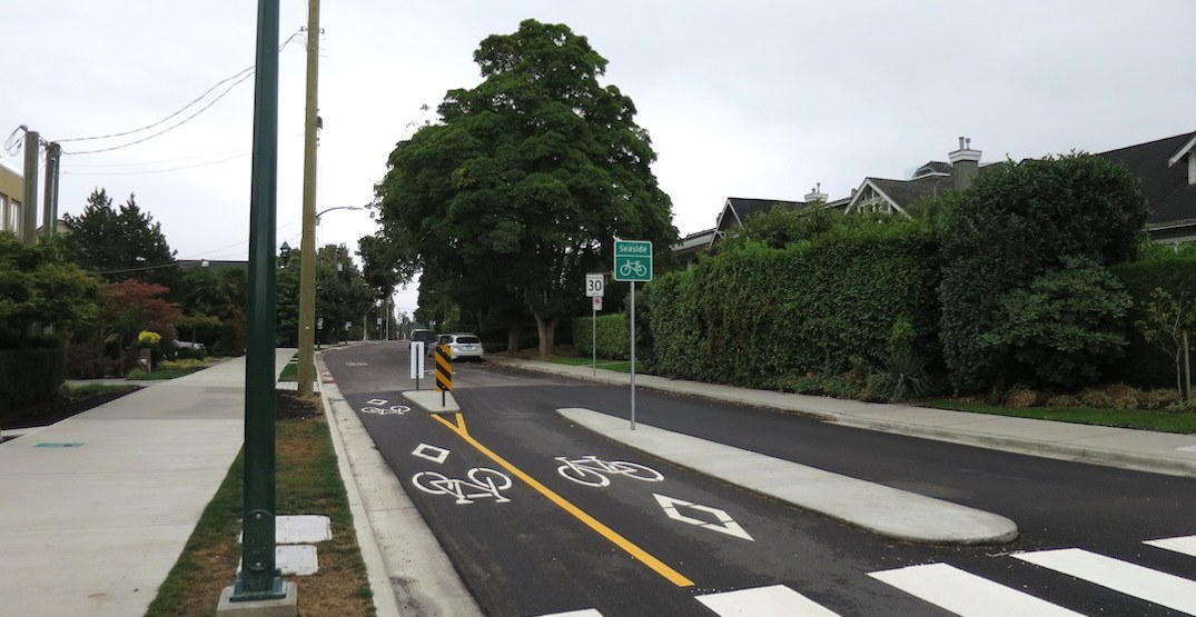 Vancouver looking to reallocate at least 220 km of roads for public spaces