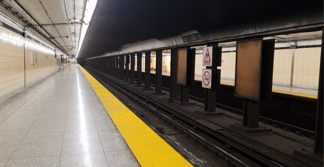 Multiple TTC stations will be closed over the next few days