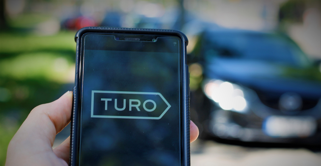 Turo's peer-to-peer carshare service sees strong growth in BC
